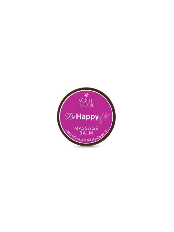 Be Happy Massage Balm - 1/2 oz.