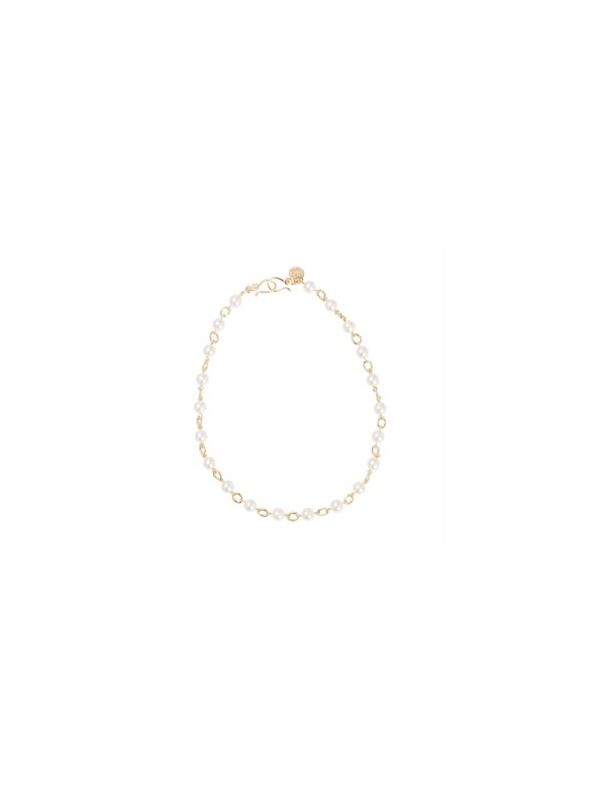 Simply Pearl Gold Chain